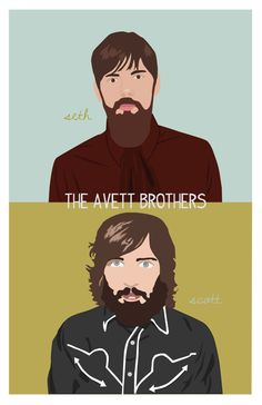 Listening to the  Avett Brothers = feels like I'm home