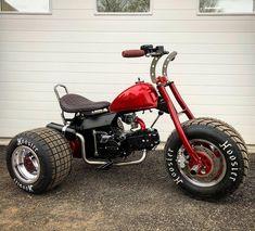 New bmx bike awesome ideas Trike Bicycle, Trike Motorcycle, Mini Motorbike, Bike Drift, Mini Chopper, Harley Davidson Trike, Custom Trikes, Motorised Bike, Pit Bike
