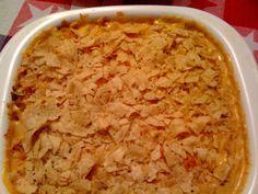 Sweet Tea and Cornbread: Rotel Chicken Pasta Bake!