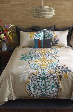 Blissliving Home Shangri La Duvet Set Reversible I Love The Colors