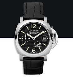 The only one I actually have. Panerai Luminor Power Reserve 40mm
