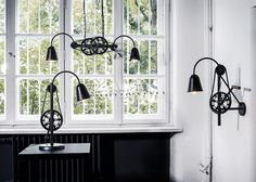 Kaspa BIKE lampa wisząca 10213202 - Sklep Light & Style Premium Wordpress Themes, Modern, Sweet Home, Chandelier, Loft, Bike, Ceiling Lights, Windows, Curtains