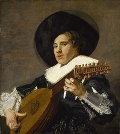 Judith Leyster, Joueur de luth. Blessington, Sir Arthur Beit collection.