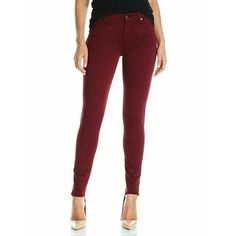 7 for all Mankind Ruby Red Jeans