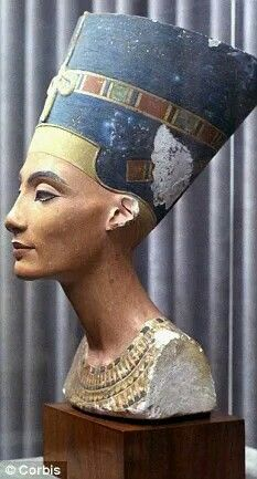 Nefertiti/Gelen güzel