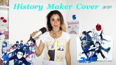 ♫History Maker♪Yuri!!! on Ice ☺ Cover - Cata ♥