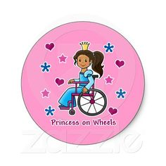 Some cute disability t-shirts, etc.