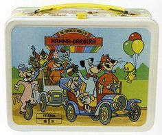 Lunch boxes were the coolest accessory growing up.