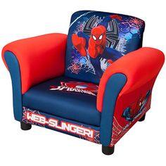 Delta Children's Products Marvel Spider-Man Chair