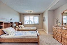 Extra large spare bedroom with walk-in closet and its own ensuite...