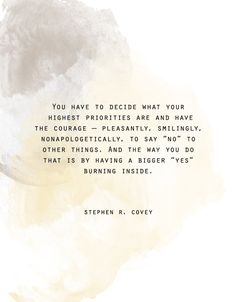 I don't support a lot of what covey says but I like the words of this one Great Quotes, Quotes To Live By, Me Quotes, Motivational Quotes, Inspirational Quotes, Daily Quotes, Pretty Words, Beautiful Words, Cool Words