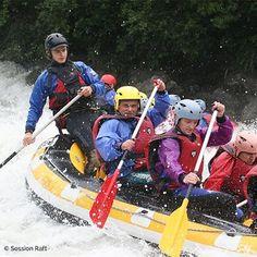 Rafting #sallanches