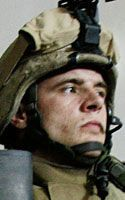 Marine Cpl. Christopher T. Warndorf Died August 29, 2006 Serving During Operation Iraqi Freedom 21, of Burlington, Ky.; assigned to 3rd Battalion, 8th Marine Regiment, 2nd Marine Division, II Marine Expeditionary Force, Camp Lejeune, N.C.; killed Aug. 29 while conducting combat operations in Ramadi, Iraq.