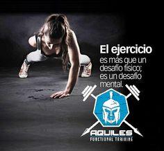 Controla tu mente para conquistar tu cuerpo! #motivacion #fitness #fit #pasion #motivate #AquilesFTCuenca #workout