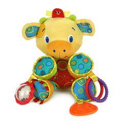 "Bright Starts Bunch-O-Fun - Giraffe - Kids II - Toys ""R"" Us"