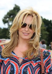 Penny Lancaster Layered Cut