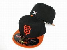 MLB San Francisco Giants New Era Size Hats Fitted Caps