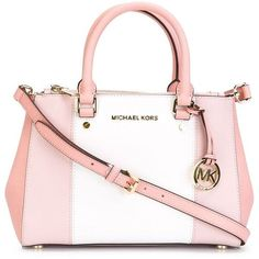 Michael Michael Kors Sutton Tote ($349) ❤ liked on Polyvore