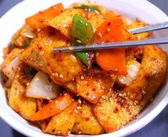 친정 엄마가 식당을 20년 넘게 운영하고 계시는데요. 맛집으로 소문이 난 식당이기도 해요.^^ 그래서 오늘은 식당을 하고 계시는 친정 엄마에게 직접 배운 오뎅볶음 만드는 비법 소개합니다.^^  집에서 오뎅볶음을.. Asian Recipes, Beef Recipes, Cooking Recipes, Korean Dishes, Korean Food, K Food, Cafe Food, Food Festival, Food Design