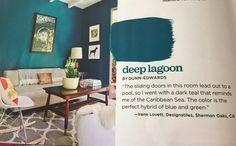 Deep Lagoon by Dunn-Edwards