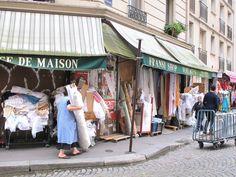 Voor als ik ooit nog es in Parijs kom  Moois van ' M(i)e': Parijs - stoffenparadijs Updat:  En dan kom je in Parijs en wat ben je dna vergeten ...? Tja, dan moet ik nog maar es terug