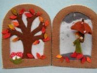 Herfst   vilt kopen bij Atelier de Klaproos