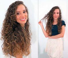 15 penteados super fáceis para o dia-a-dia com cabelos cacheados você vai aprender agora! http://salaovirtual.org/penteado-facil-cabelo-cacheado/ #penteadossimples #cabelocacheado #salaovirtual