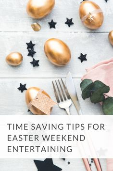 Easter is around the corner and this means family and friend get together's to celebrate. Even if you don't celebrate Easter, the long weekend often includes friends and family coming around.
