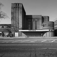 Odeon Cinema by jimoftheday