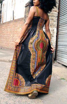 Dashiki/Dashiki Dress/Ethnic Dress/Angelina Dress/Dashiki Print Dress/Tribal Dress/Dashiki Fashion/C African Inspired Fashion, African Print Fashion, African Print Dresses, African Dress, African Prints, African Attire, African Wear, Tribal African, African Shop