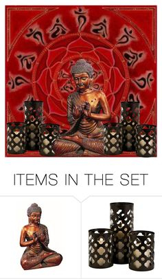 """""""Root Chakra"""" by mface2029 ❤ liked on Polyvore featuring art"""