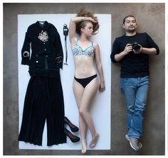 Kit para fotos de moda