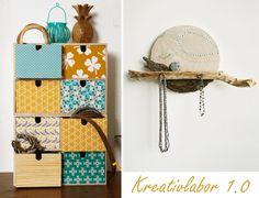 Valerie von moosteppich.blogspot.de gibt Stoff mit Moppe! Kreativer IKEA Hack ganz leicht selbstgemacht
