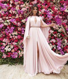 26dc0a330 190 melhores imagens de Vestidos Longos no Pinterest em 2019