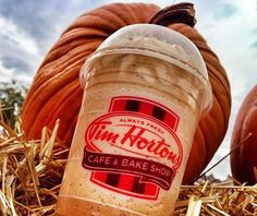 Have you tried our Pumpkin Pie Iced Capp?