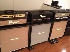 Heaven! Wall of Bogner. Nothing will stand in its way!!! www.jenkproductions.com