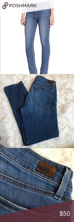 Paige skinny straight leg jeans So cute! Open to offers Paige Jeans Jeans Straight Leg
