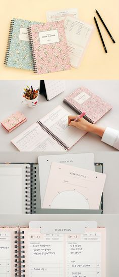 Definitely the cutest all-inclusive planner ever! The Pattern Ardium Study Planner is the ideal scheduler for students and anyone who wants to stay organized! The goal oriented nature of this planner will help you stay on top of your plans, to-dos, and even tests! There's even space for you to fill in your favorite inspirational quotes and bucket list.