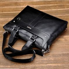 56.29$  Watch here - http://alivc7.worldwells.pw/go.php?t=32668332338 - New Arrival Luxury Designer Men's Leather Briefcase Bag Large Famous Brand Business Shoulder/Messenger Bag 56.29$