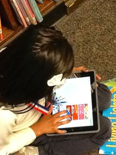 Second Graders at #Nightingale #School in #Chicago Create App Using TinyTap!