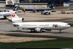 McDonnell Douglas DC-10-40D - Japan Airlines - JAL | Aviation Photo #3971289 | Airliners.net