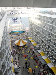 Oasis of the Seas on my cruise ship bucket list !!!!