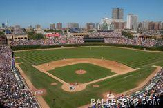 Wrigley Field Chicago, IL