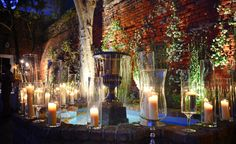 New Orleans wedding at Broussard's