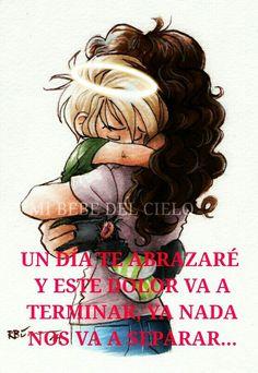 Necesito abrazarte