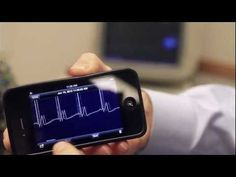 iPhone case acts as ECG device for pets. AliveCor is an iPhone case and app that enables vets to monitor pets' heart rates using their smartphone.