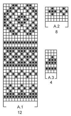 "Calcetas de punto DROPS con patrón de jacquard noruego, en ""Karisma"". Talla: 35 a 46. ~ DROPS Design"