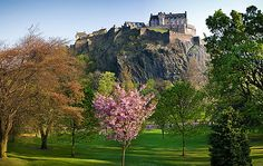 5.1 Edinburgh Castle in Edinburgh, United Kingdom
