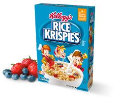 Products   Rice Krispies® Cereal   Kellogg's® Rice Krispies®
