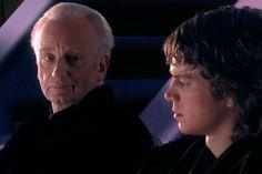 Star Wars, capítulo III.¿Os acordáis? La conversación entre Palpatine y el joven Skywalker. No hay tanta diferencia entre un Jedi y un Sij... La única diferencia es al servicio de quién ponen sus d...